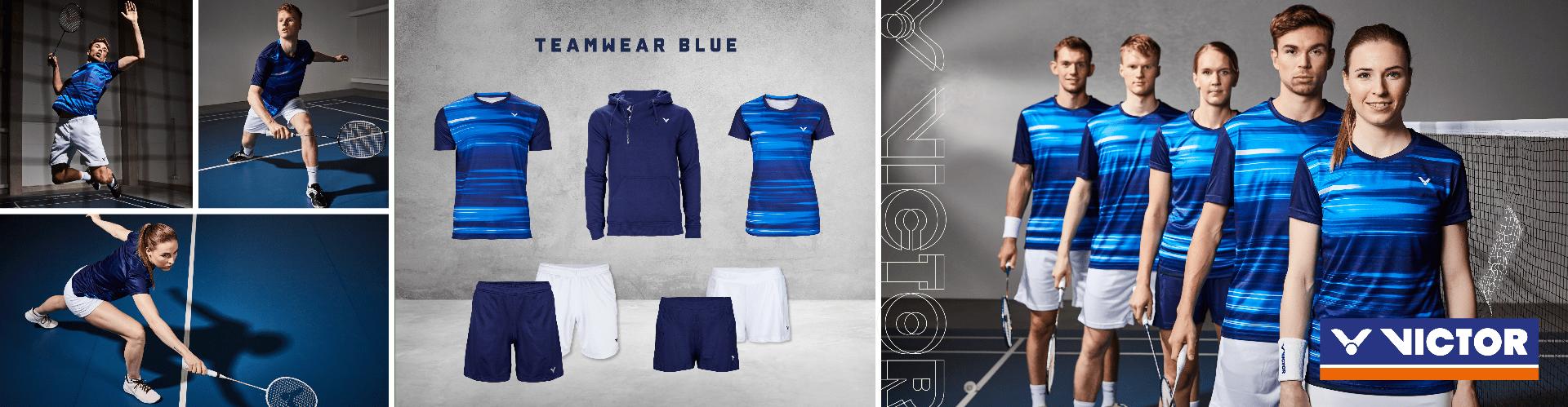 Victor Teamwear Blue 2020