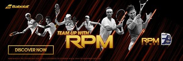 Babolat RPM Tennissnaar