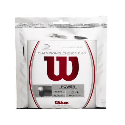 Wilson Champions Choice set
